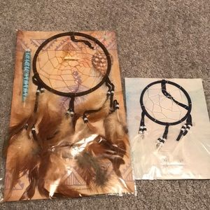 2 dream catchers